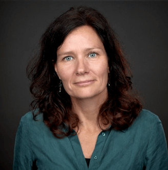 Mediator Annemarieke Schulte in Enkhuizen